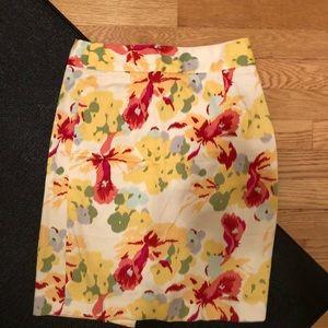 J.Crew Pencil Skirt size 0